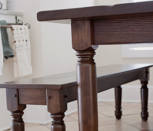 At Shenandoah Furniture Gallery We Have Designed Beautiful Reclaimed Wood Farm  Tables That Will See Your Family Through Years And Years Of Homework.