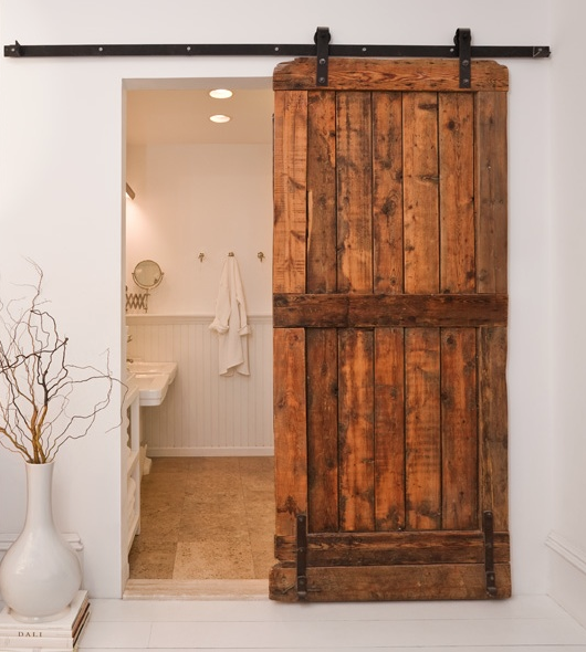 Refined Country Sliding Barn Doors