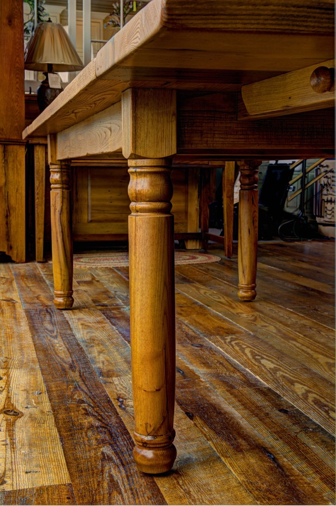 Shenandoah Furniture Gallery Craftsmanship Is Unmatched. Every Farm Table  Is Handmade To Our Customeru0027s Specifications From The Same Solid Wood    Tabletop, ...