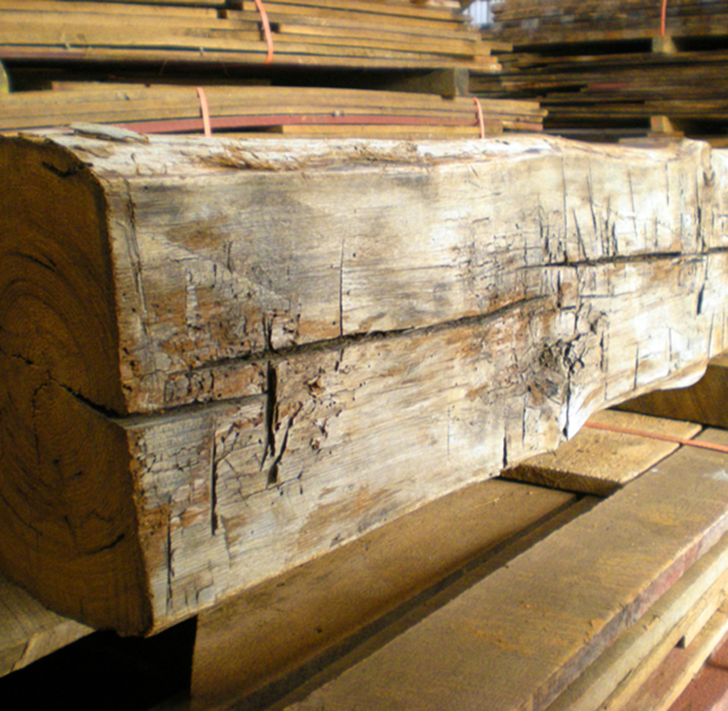 History Of Reclaimed Wood
