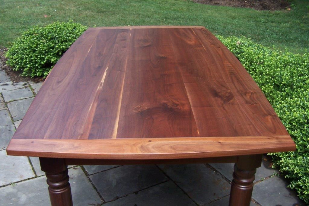Farmhouse Table Handcrafted Furniture 1 Shenandoah Kitchen Home Rustic Farm Tables
