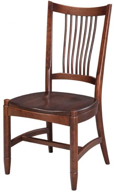 Handcrafted Cherry Side Chair