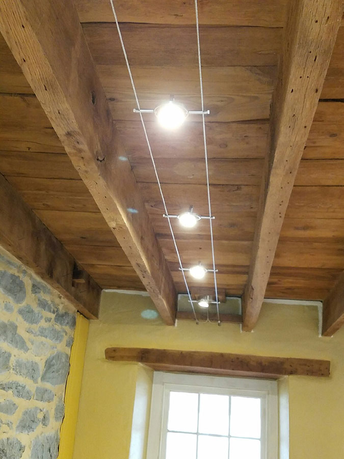 Beams mantle shelves made from reclaimed wood for Reclaimed timber beams