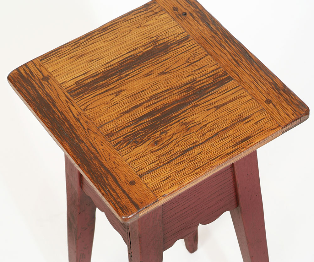 Reclaimed wood furniture in Fairfax County