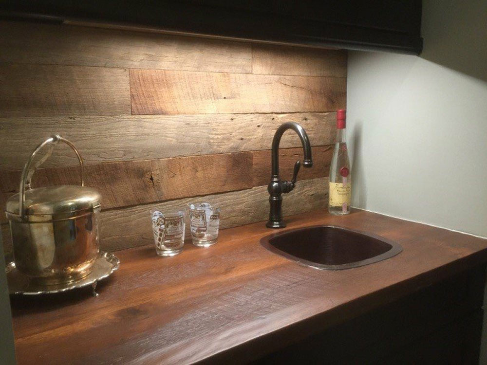 Shiplap Perfect Reclaimed Wood Accents Shenandoah