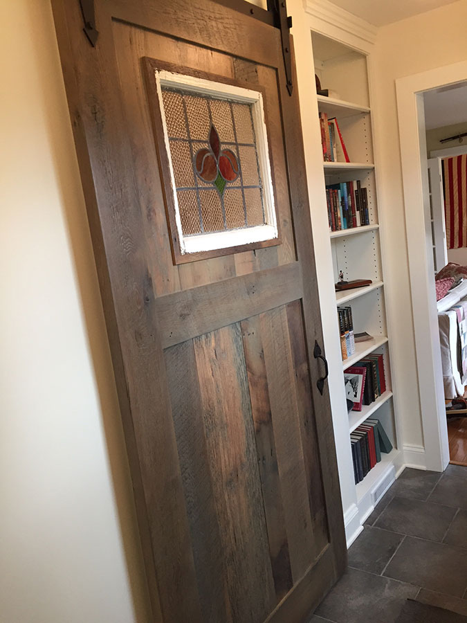Custom Made Sliding Barn Doors Shenandoah Furniture Gallery