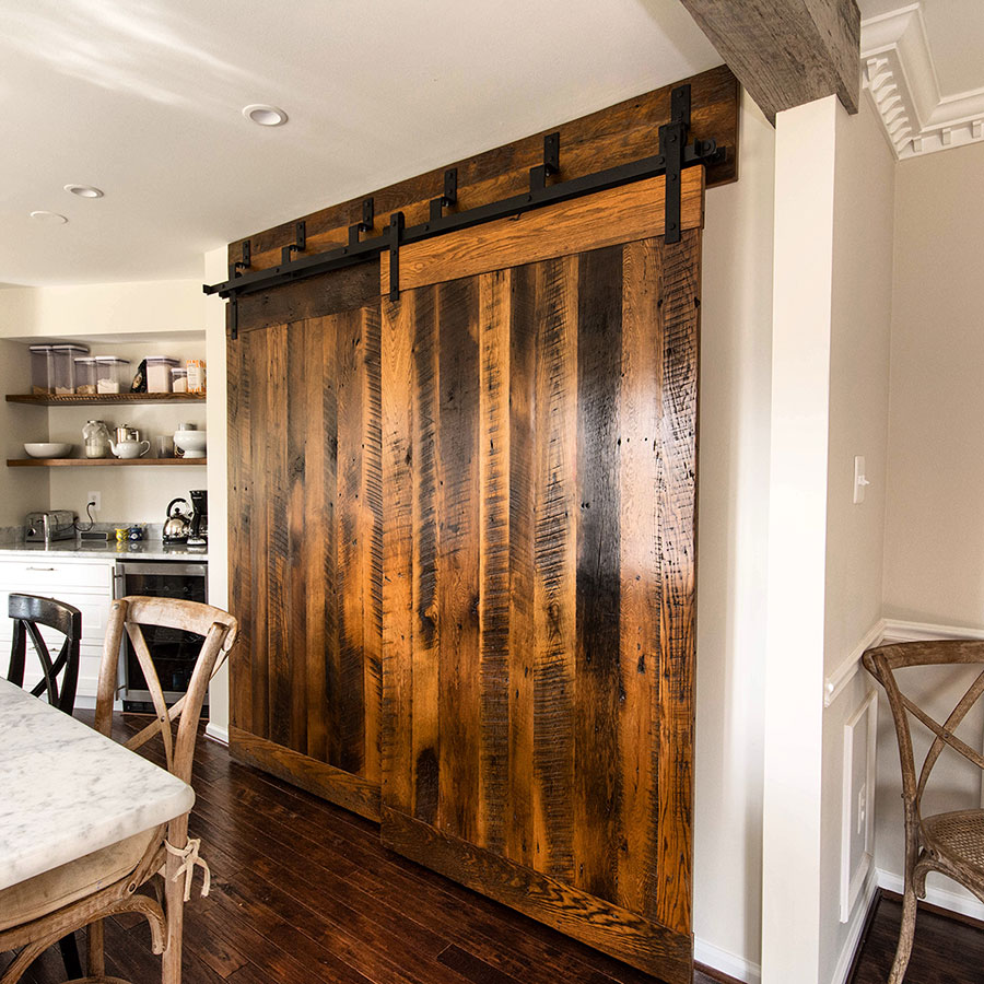 Sliding Barn and Hung Doors | Reclaimed Wood