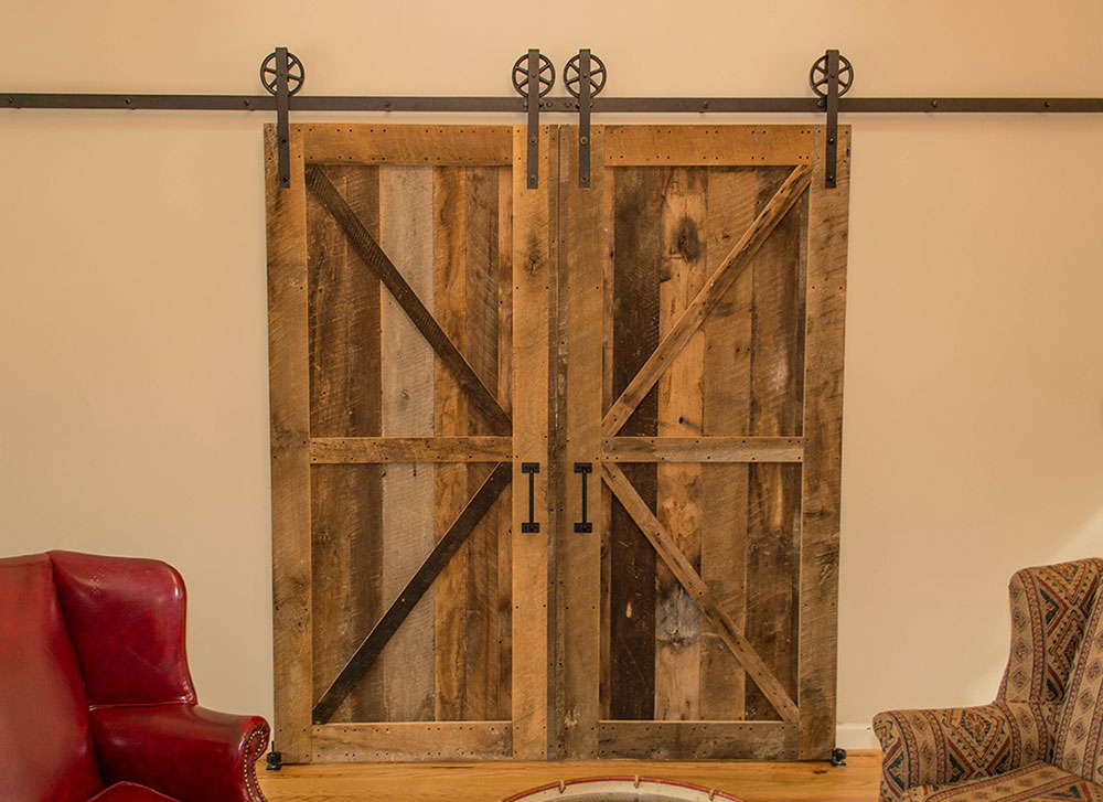 Home Decor Sliding Doors: Shenandoah Furniture Gallery