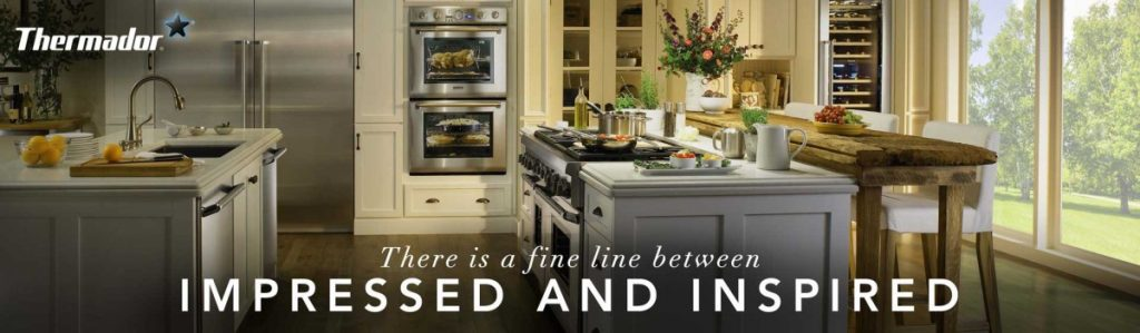 Image of Thermador Kitchen Appliances with SK+H