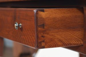 You can see and feel the quality and craftsmanship put into a custom made furniture piece.
